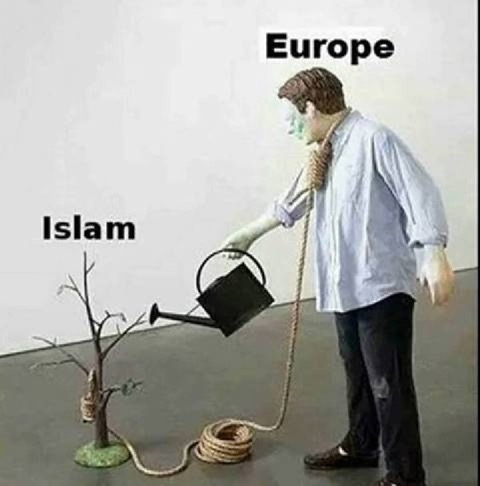 Killing Europe! Kill it before it kills the USA!